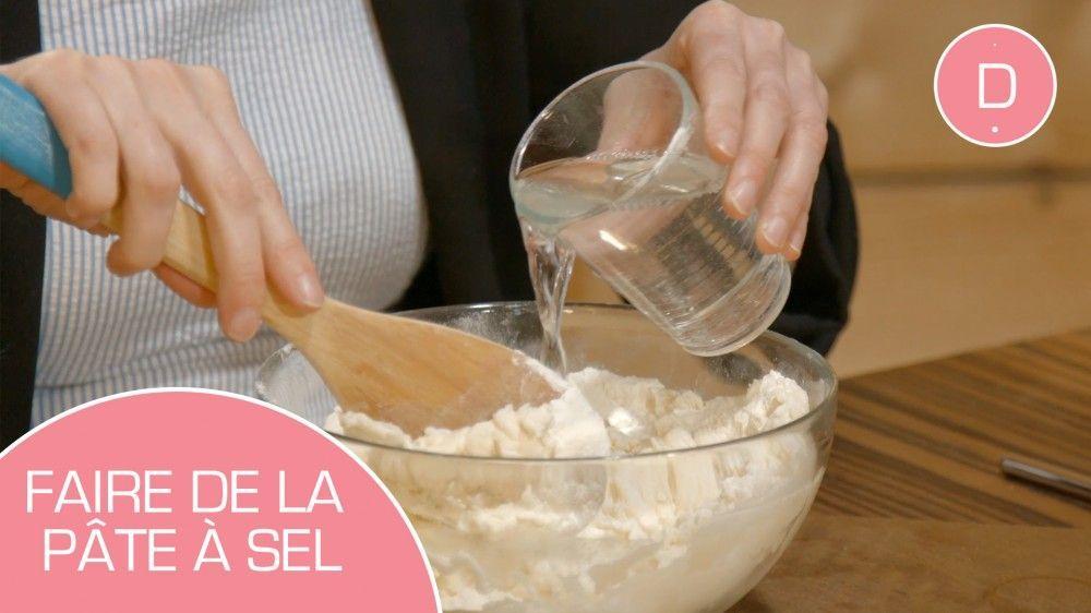 DIY – Faire de la pâte à sel parfumée