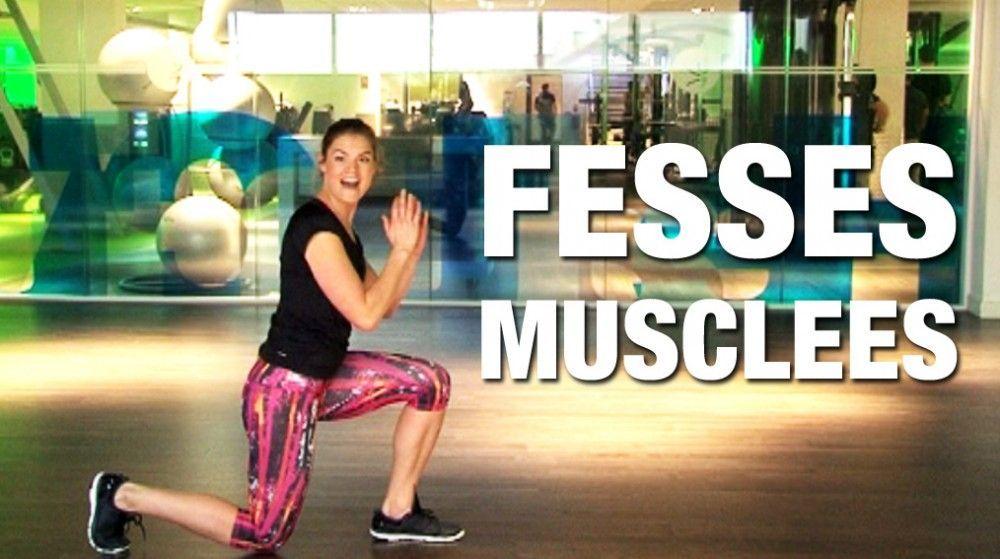 Fitness Training : Comment avoir de belles fesses