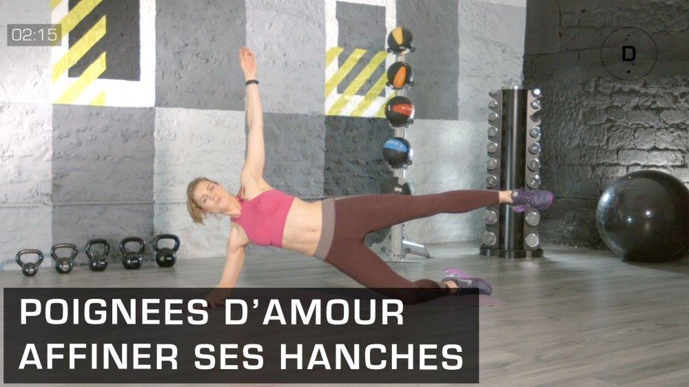 Fitness Master Class – Poignées d'amour
