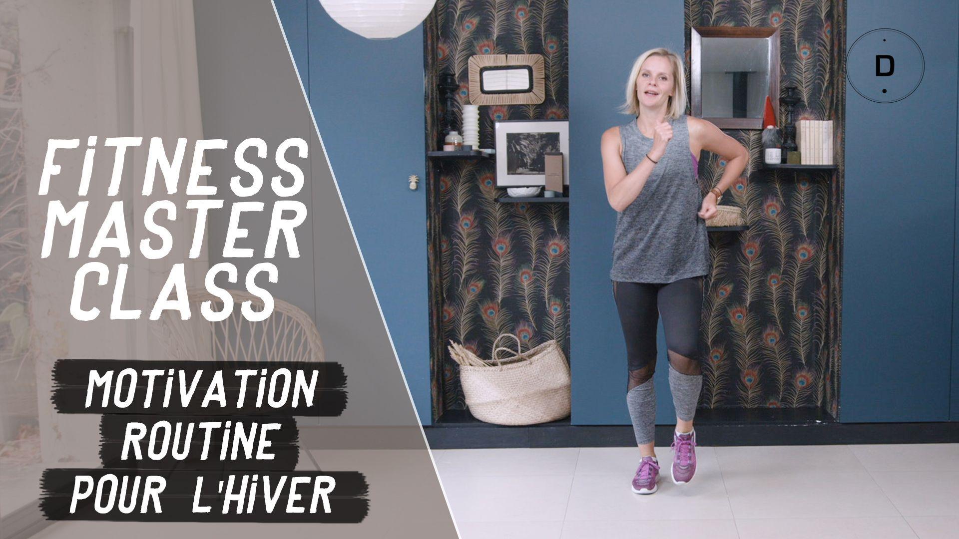 Routine sport pour rester motivé(e) (20 min) - Fitness Master Class