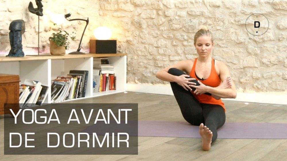 Yoga Master Class - Yoga avant de dormir