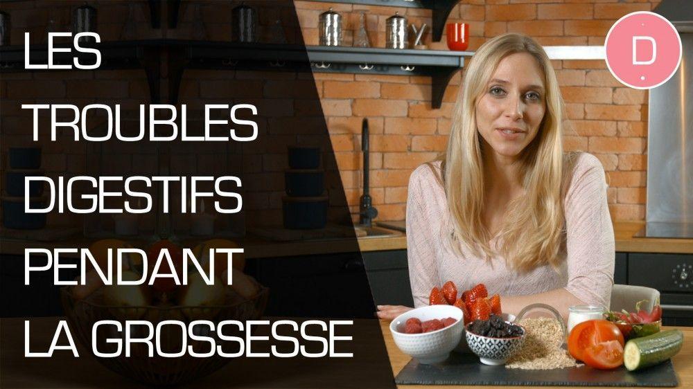 Les troubles digestifs pendant la grossesse
