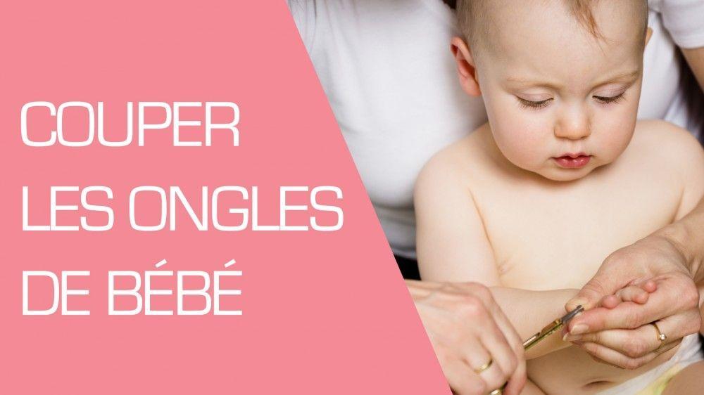 Comment couper les ongles de bébé ?