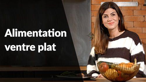 Quels aliments privilégier pour avoir un ventre plat ?