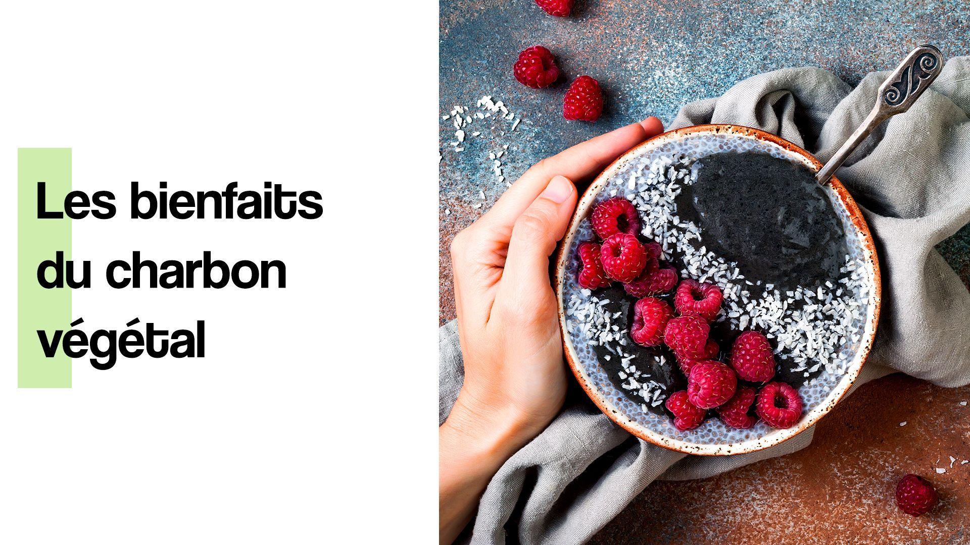 Les bienfaits du charbon végétal en cuisine
