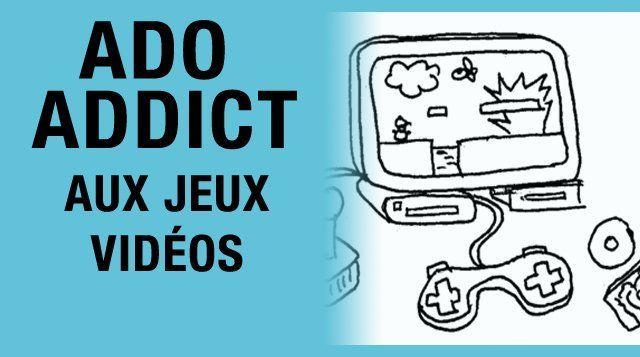 comment réagir si votre ado est dépendant des jeux vidéo.