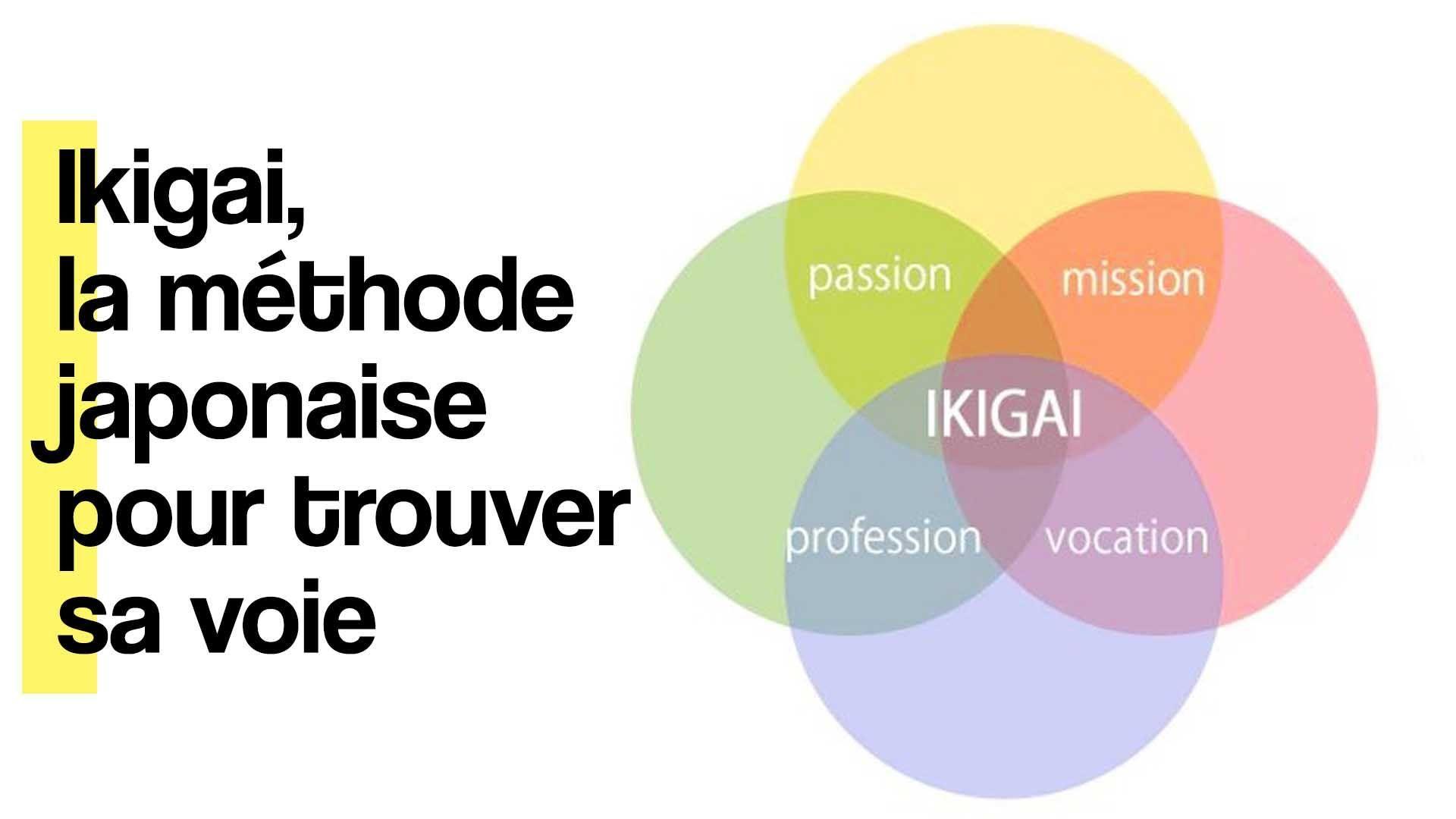 Ikigai, la méthode japonaise pour trouver sa voie