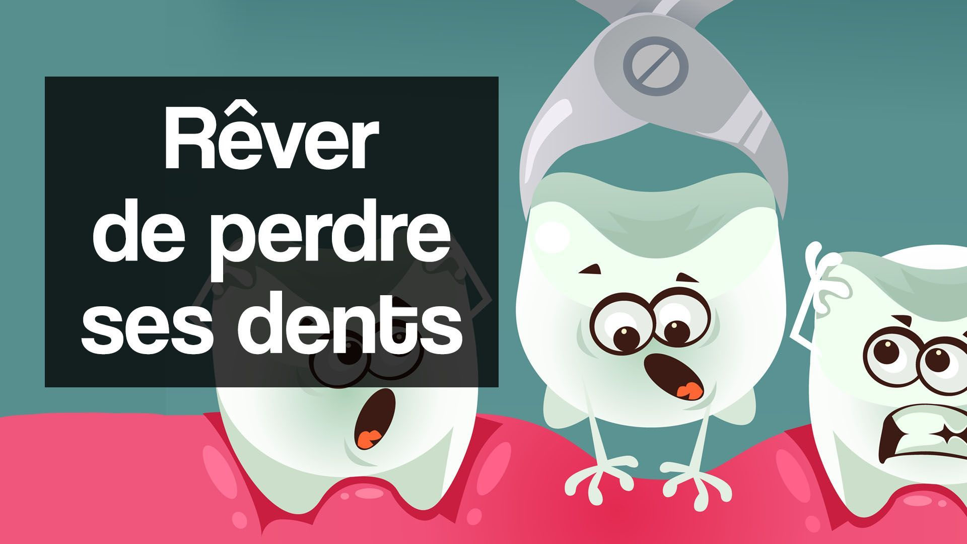 Rêver de perdre ses dents : quelle interprétation ?