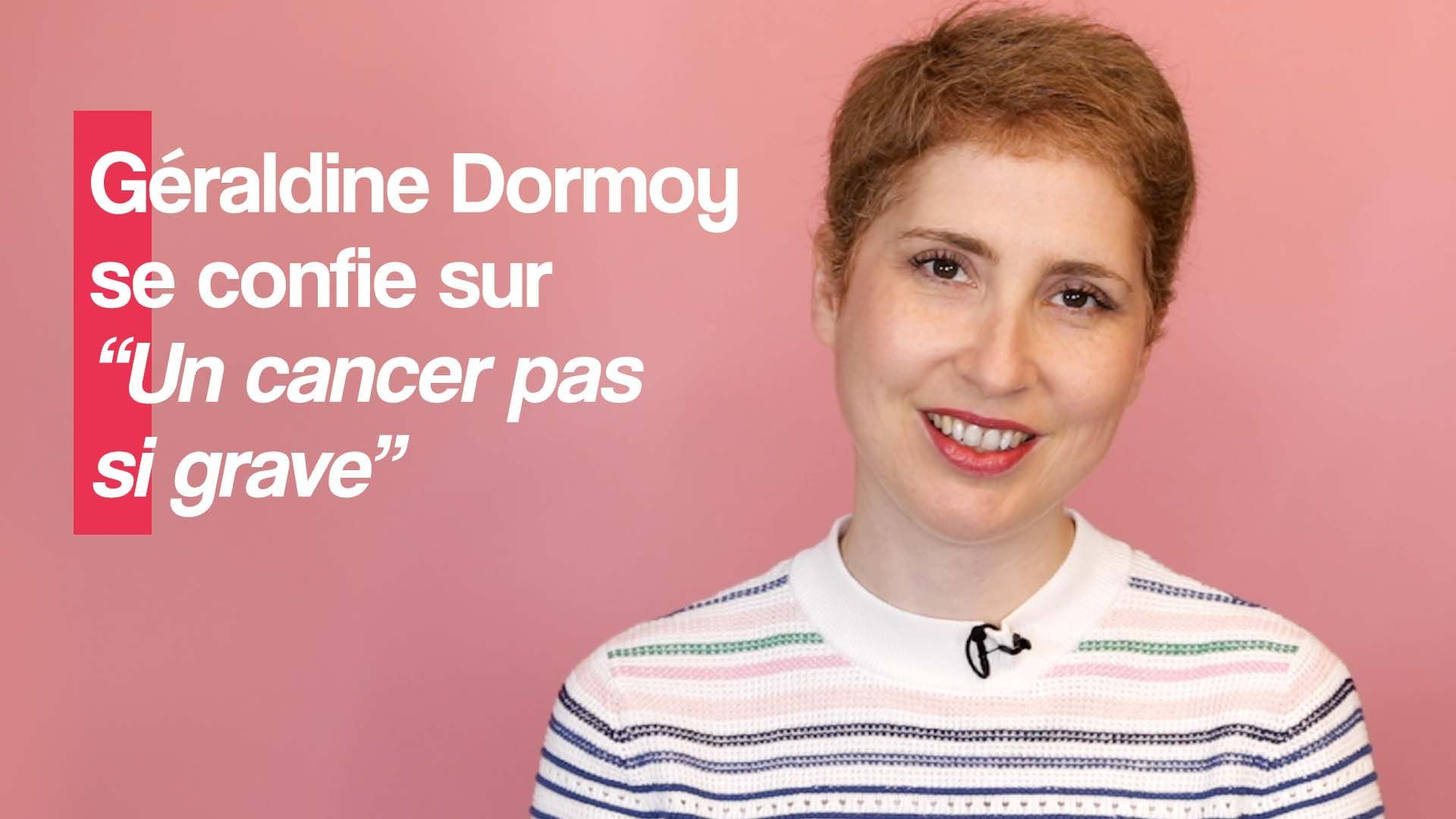 Le journal intime de Géraldine contre le cancer