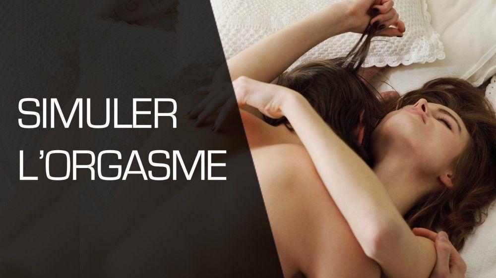 Simuler l'orgasme, est-ce grave ?