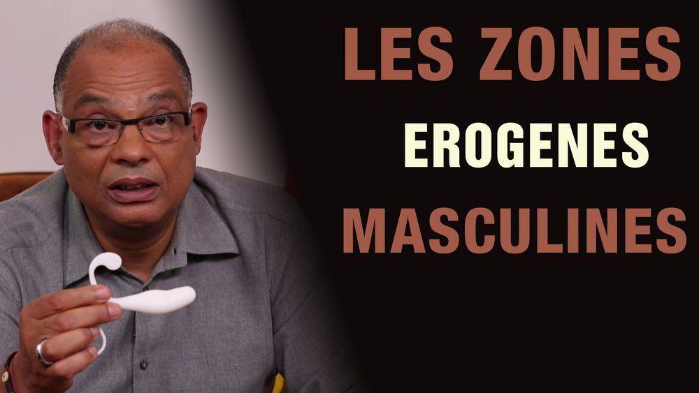 Les zones érogènes masculines dévoilées