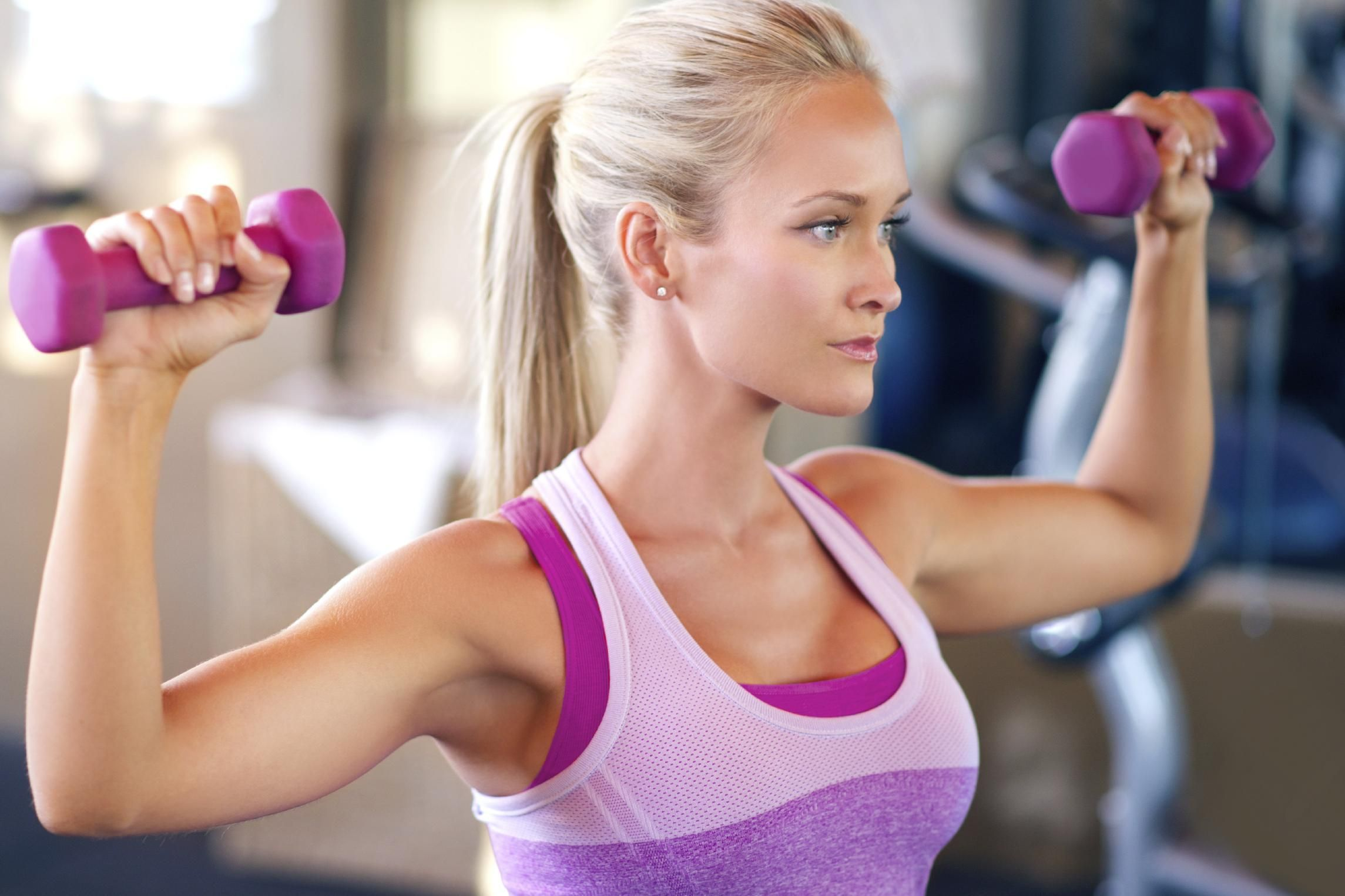 musculation biceps femme