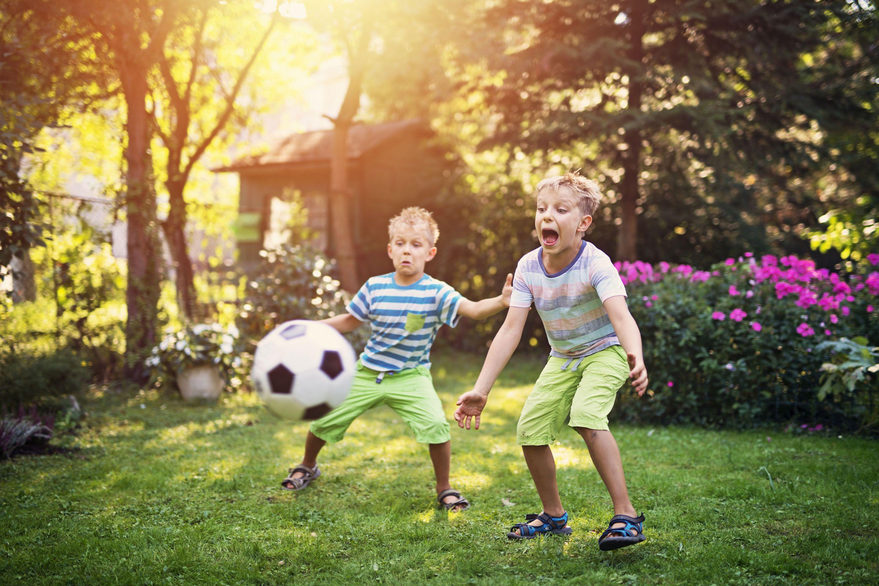 Le sport réduit les risques de dépression chez les jeunes garçons