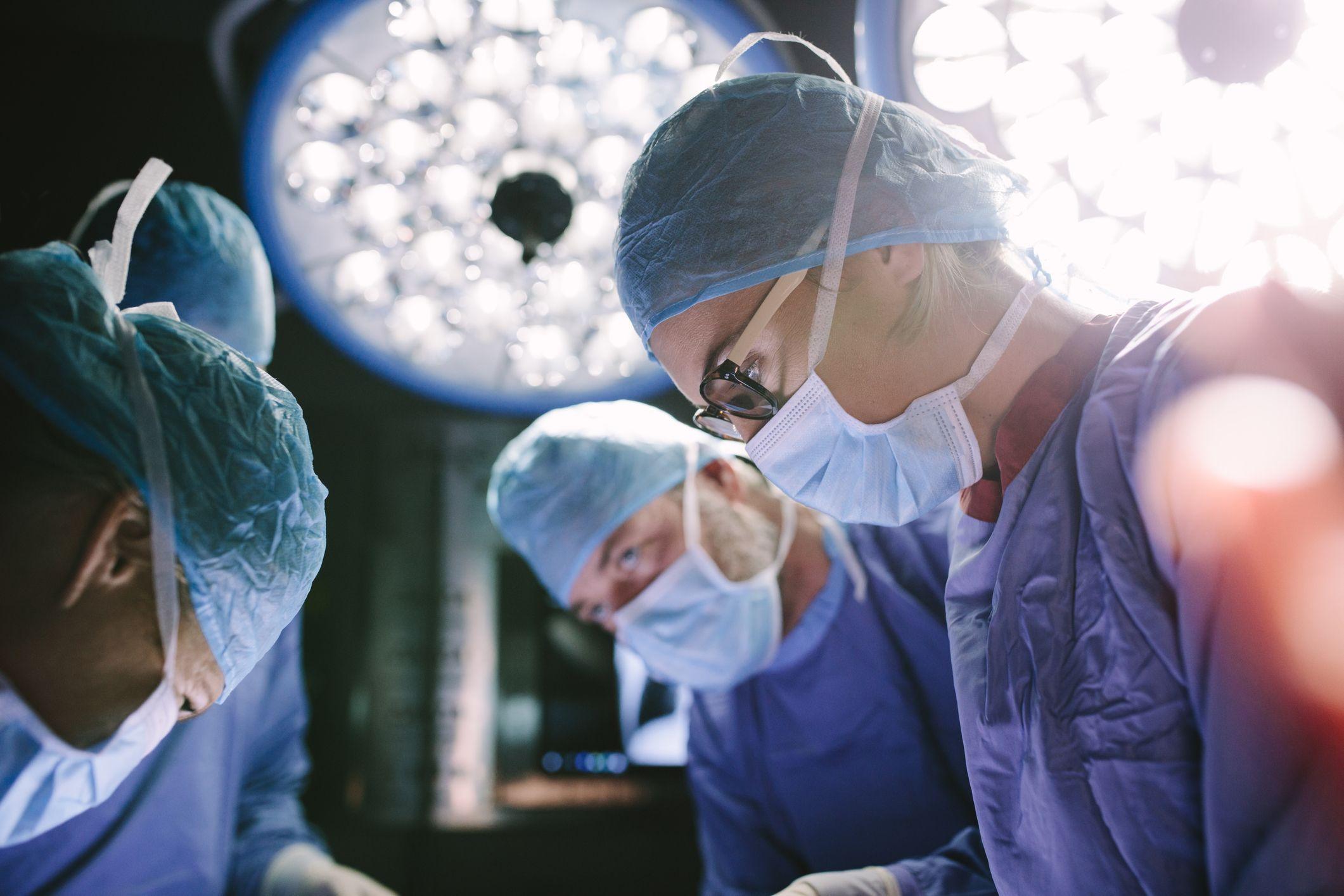 ablation des ovaires definition