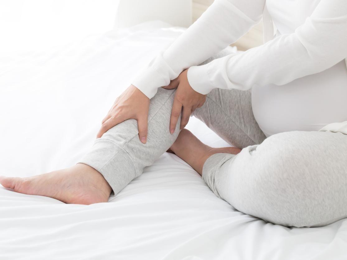 Les œdèmes des jambes pendant la grossesse - Doctissimo