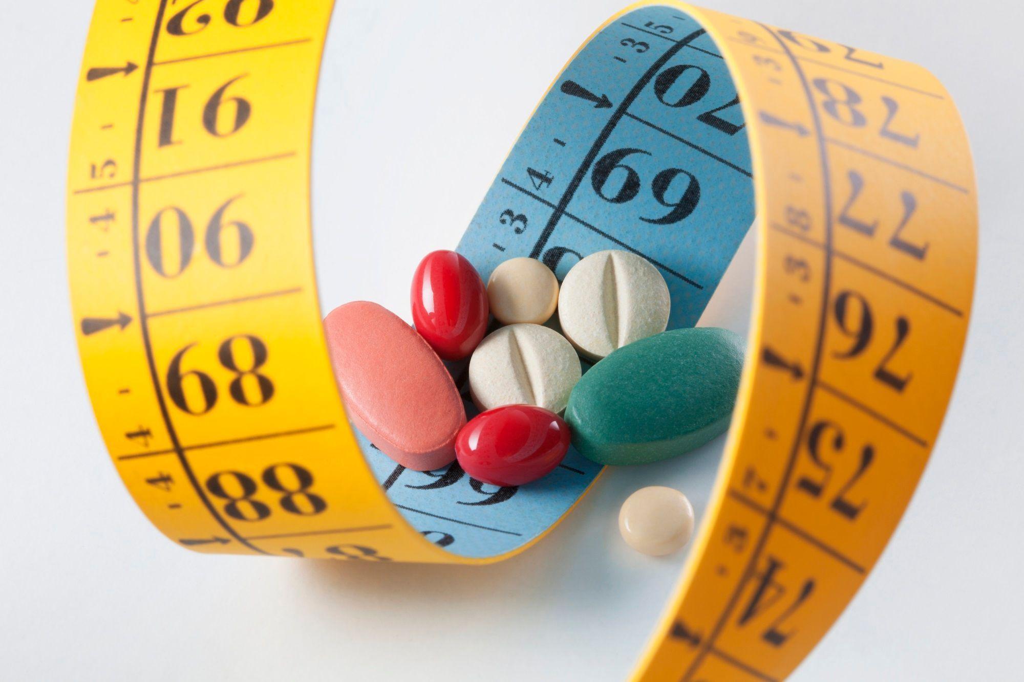 pilules pour maigrir mince et équilibrés