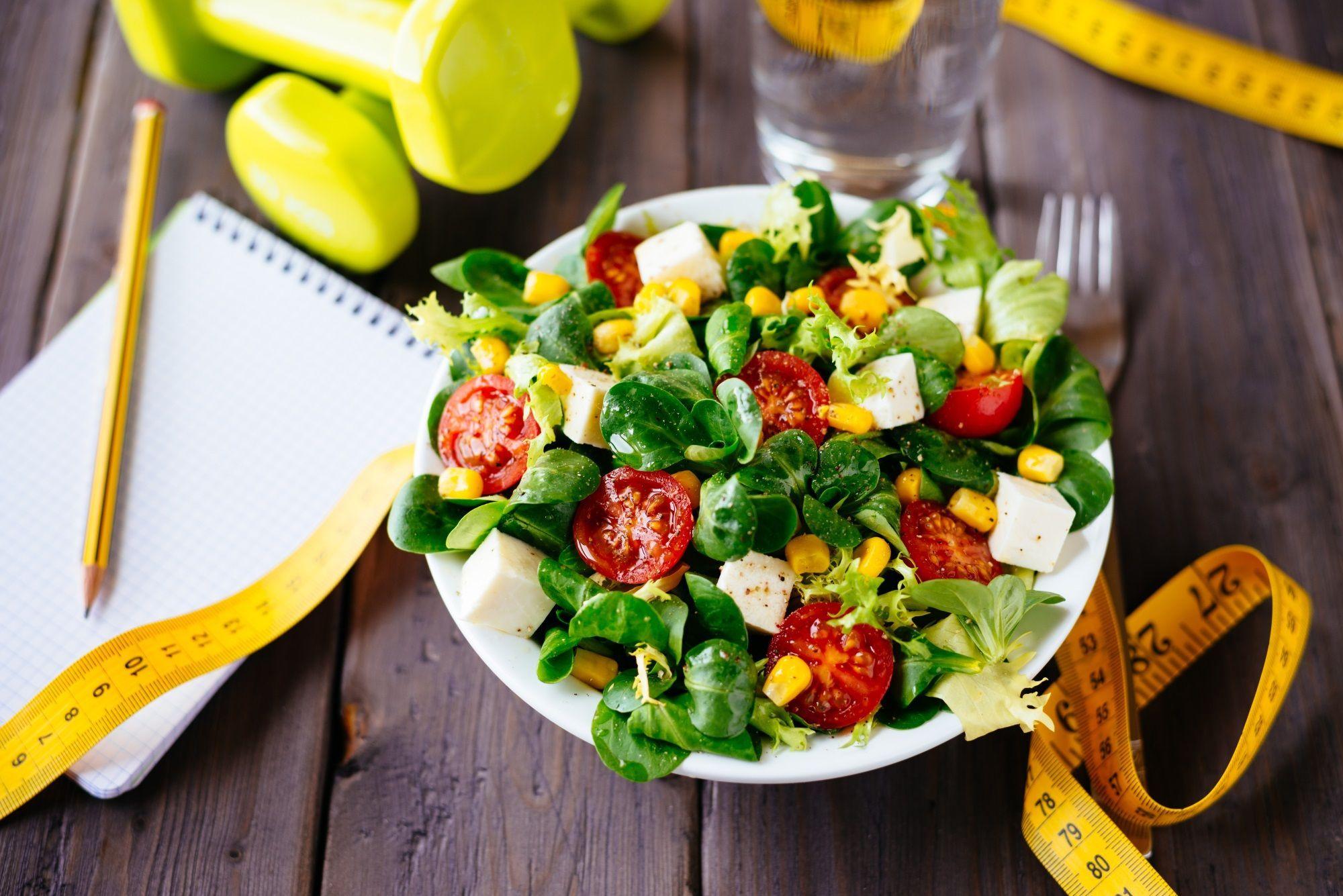 plan de repas de perte de poids d dhiver