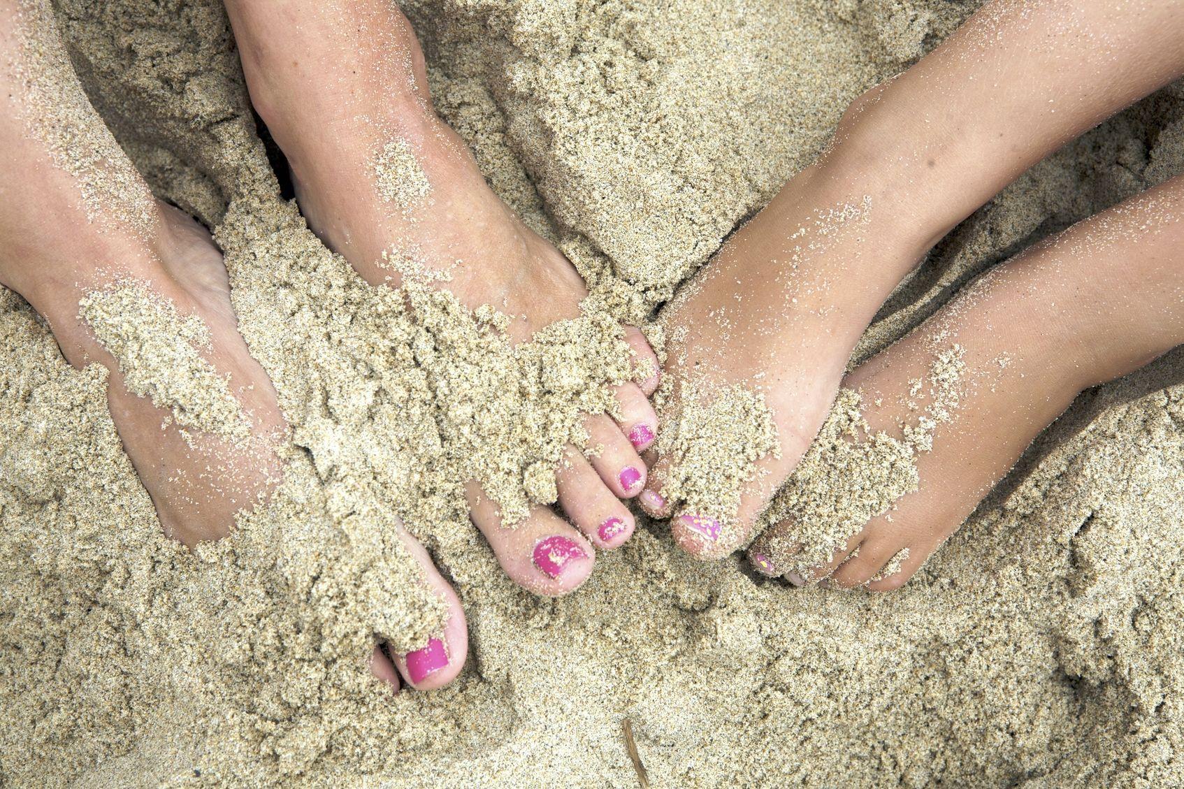 Plage : les maladies qui peuvent s'attraper dans le sable - Doctissimo