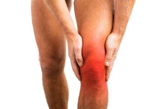 tendinite du genou symptômes
