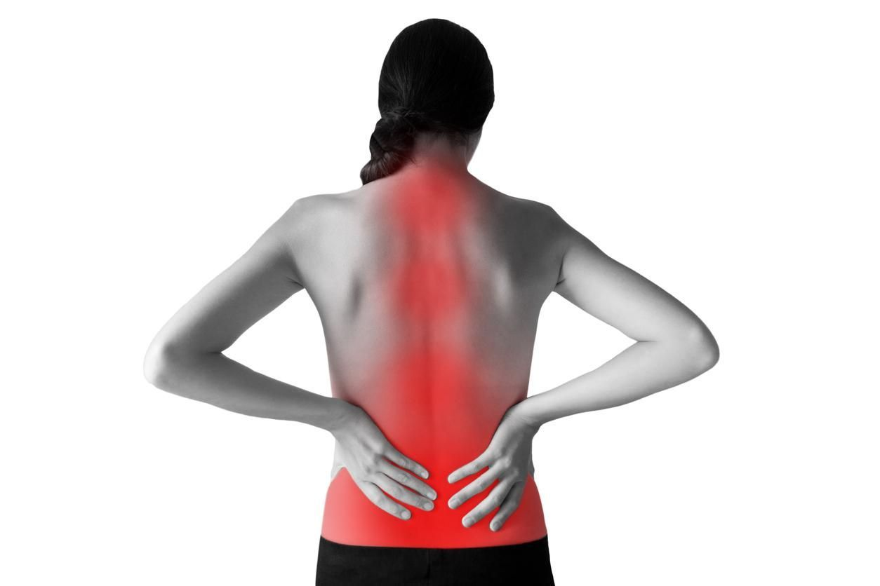 Prévention mal de dos : conseils, exercices, postures pour ...