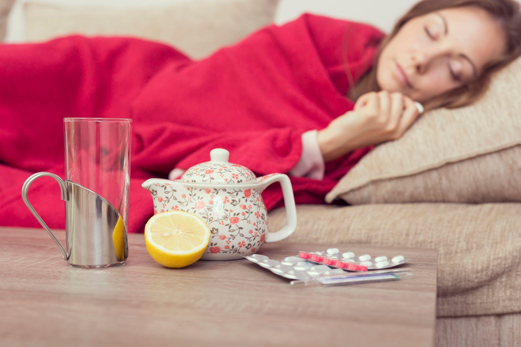 Antibiotiques et virus de l'hiver, ne faites pas n'importe quoi ...