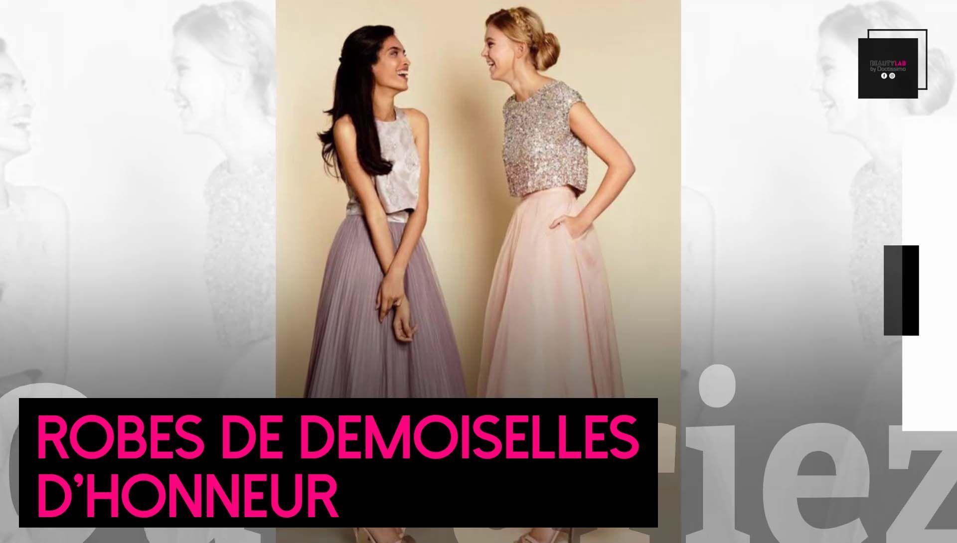 6f5790327cafb Idées de robes pour vos demoiselles d honneur
