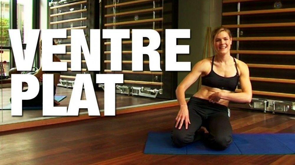 Exercice de gym pour perdre du ventre : séance d'exercices ...