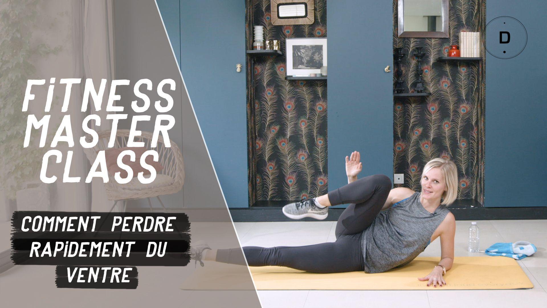 Comment perdre rapidement du ventre ? (20 min) - Fitness