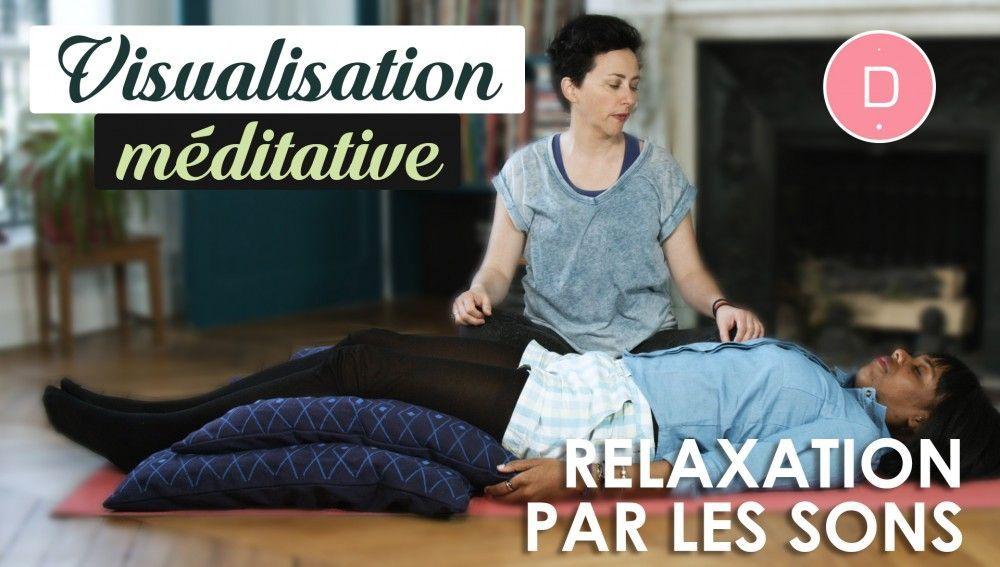 Relaxation se concentrer et être à l'écoute – 10 min de visualisation en vidéo