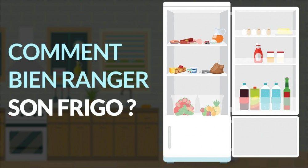 comment ranger son frigo des conseils pour disposer les. Black Bedroom Furniture Sets. Home Design Ideas