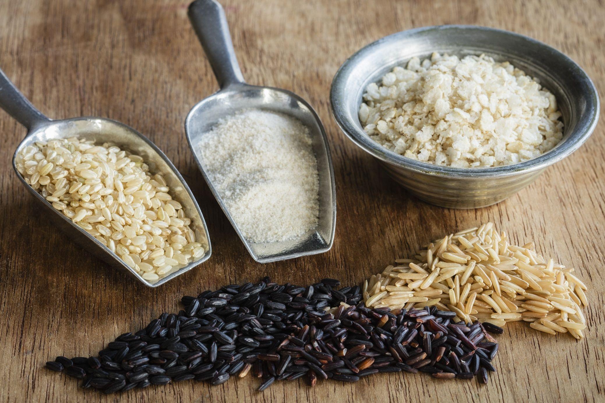 riz varietes