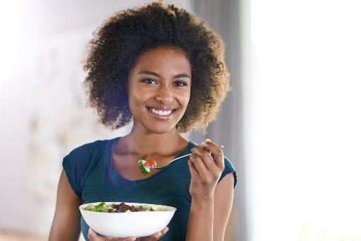 Alimentation pour être en forme