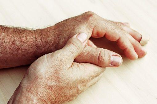 Arthrose des doigts