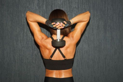 Muscler ses bras - Exercices de musculation des bras pour femme ... 1d4ddf49c47