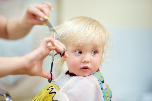 Coupe de cheveux pour les filles 2 3 ans