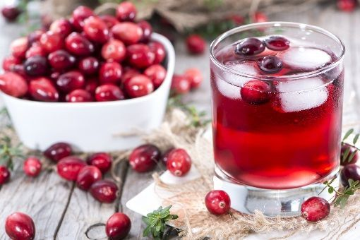 Cranberry contre cystite