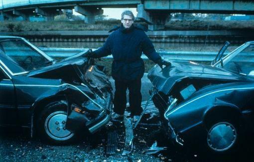 crash david cronenberg - accident de voiture article