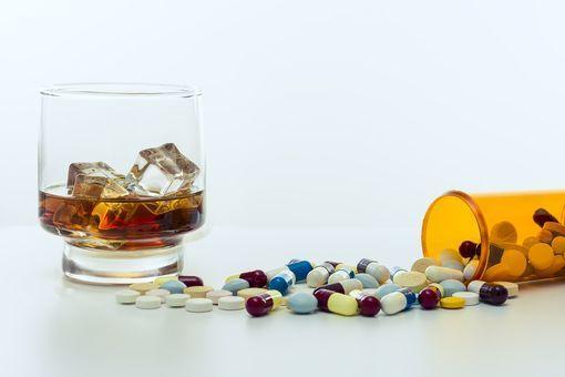 Danger médicament et alcool