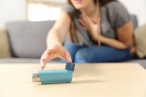 Eviter crise d'asthme