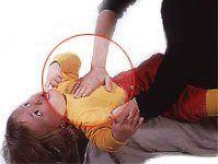 L'étouffement chez l'enfant