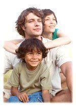 Parler adoption enfants