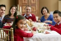 allergie repas de fêtes