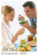 Mangez des fruits et légumes!