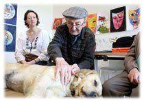Alzheimer zoothérapie