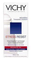 Anti-Transpirant, Stress Resist, Vichy
