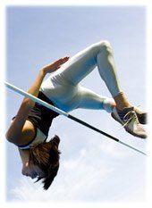Athlétisme - le saut