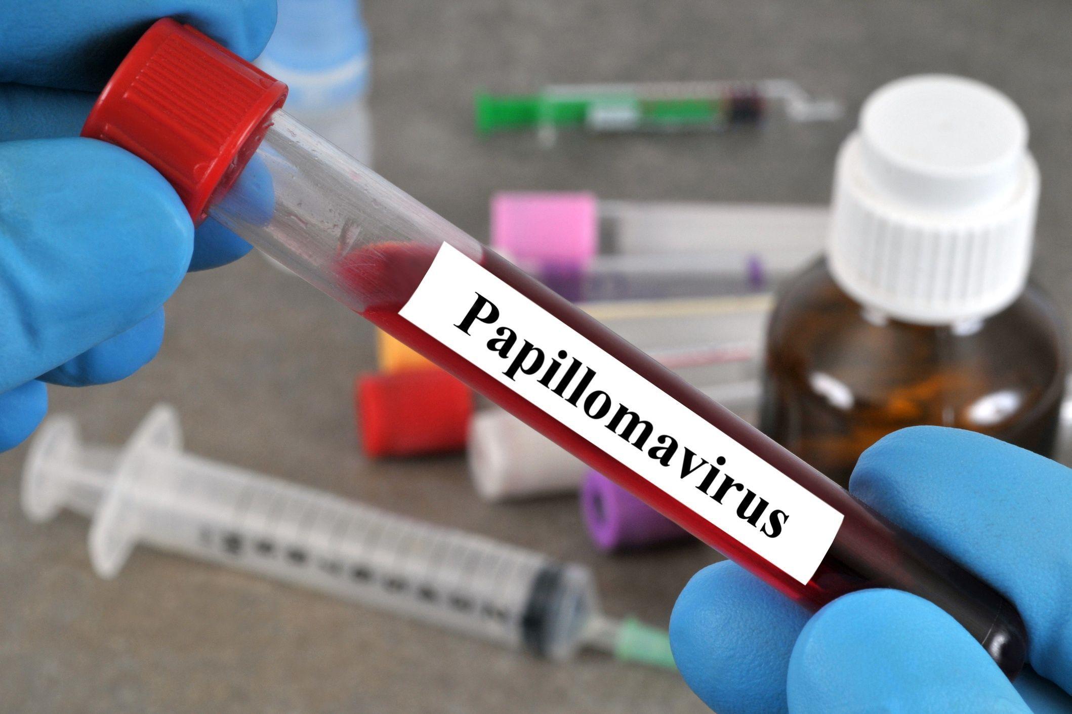 Cancer du col et papillomavirus