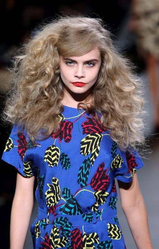 Cara-Delevingne-defile-Marc-Jacobs-printemps-ete-2013