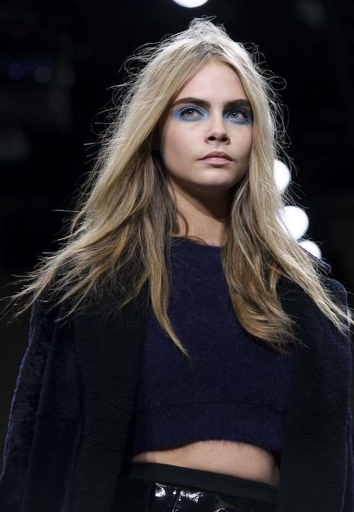 Cara-Delevingne-Top-Shop-Show-printemps-ete-2013