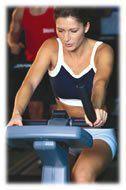 Cardio training vélo